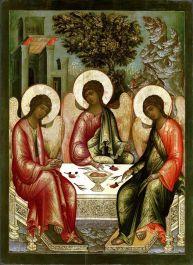 Детальніше: Про  Пресвяту  Тройцю