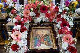 Детальніше: Святкування  Святої Тройці