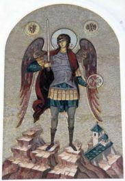 Детальніше: Архангел Божий Михаил и мир ангелов